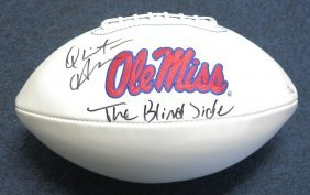 'the Blind Side' - Signed Football
