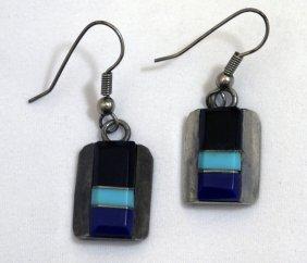 Pair Of Nez Earrings