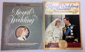 The 'royal Wedding' Souvenir Supplements