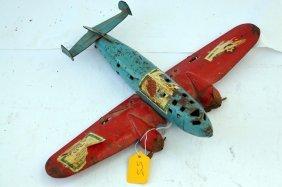 Vintage Wyandotte Defense Bomber Airplane
