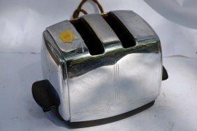 Vintage Sunbeam Chrome Toaster