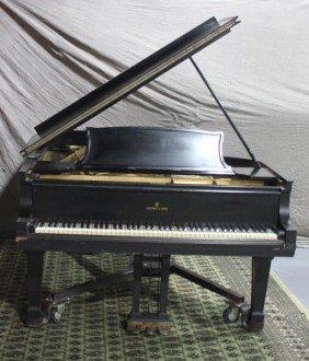 Bosendorfer Baby Grand Piano.