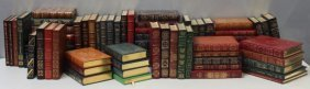 Easton Press Leather Bound Book Lot, 68 Vols