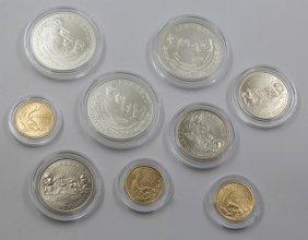 Mount Rushmore Anniversary 3 Coin Set (3) Unc