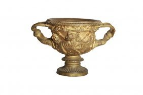 19th C. Bronze Coupe Possibly Barbedienne