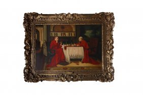 19th C. French Painting
