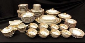 Limoges France Porcelain Dinning Set