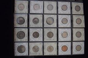 20 Greece Collectible Coins
