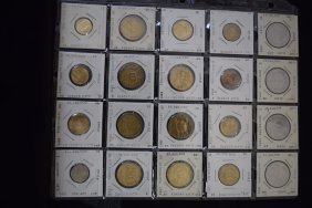 Chile Collectible Coins