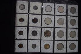 Hong Kong And Hungary Collectible Coins