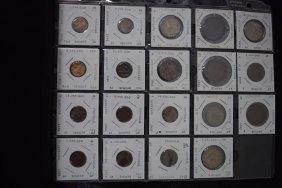 Iran, Iraq And Ireland Collectible Coins