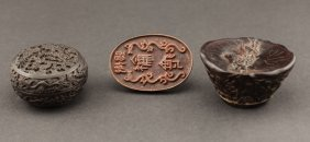 Group Of Chinese Antique