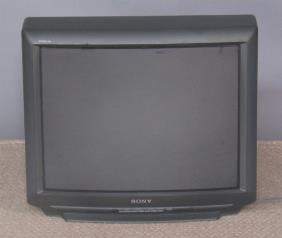 2661 1998 Sony 27 Trinitron T V Model Kv 27v36 S