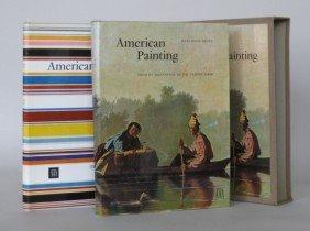 Jules Prown- American Painting- 2 Vols.