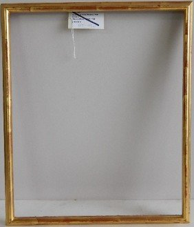 Gold Leafed Gallery Frame