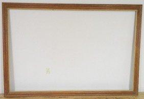Dark Wood Gallery Frame