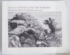 Exhibition Catalog On French Prints