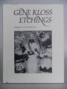 Kloss- Gene Kloss Etchings