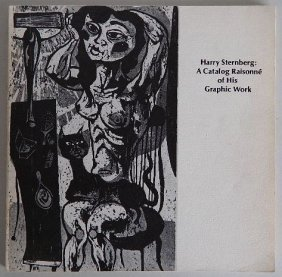 Moore- Harry Sternberg Catalog Raisonne