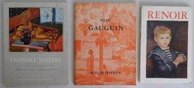 7 Exhibition Catalogs On 20th C. European Art