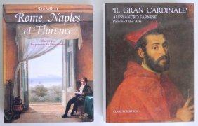 2 Books On Italian Art