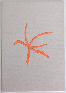 Georges Braque Exhibition Catalog