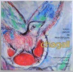 Pieyre De Mandiargues- Chagall
