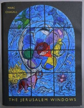Chagall- The Jerusalem Windows