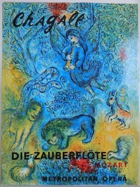 Chagall- ''At The Met''- Book