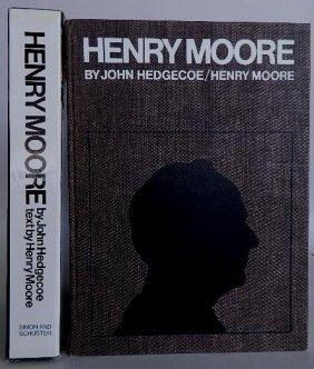 John Hedgecoe- Henry Moore Book