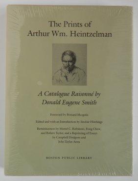 Smith- Prints Of Heintzelman, Catalogue Raisonne