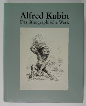 Hoberg - Alfred Kubin, Das Lithographische Werk