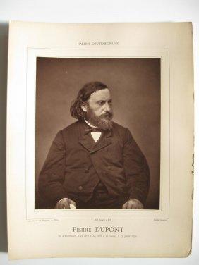 Etienne Carjat Photograph