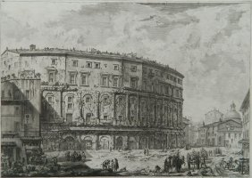Giovanni Battista Piranesi Etching