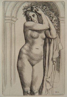 William Strang Engraving