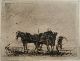 Anthony Thieme Etching