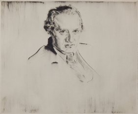 Walter Tittle Etching
