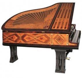 Peter Behrens, Grand Piano, Ca. 1900