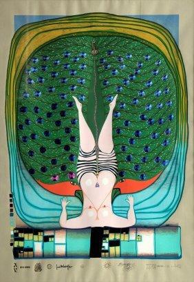 Friedensreich Hundertwasser, 'Hommage � Schr�der-S