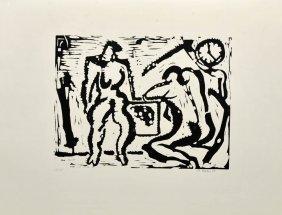 Markus Oehlen, Ohne Titel, 1982