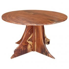 American Studio Crafted Free-form Table