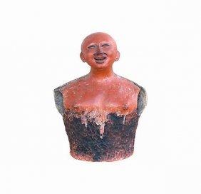 Terracotta Sculpture By Artist Jorge Marin
