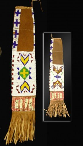 Sioux Quilled Pipebag