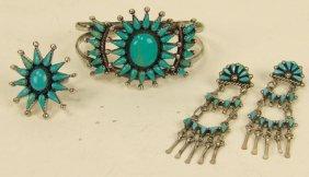 Zuni Bracelet Set