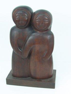 Eskimo Carving - Tolnay