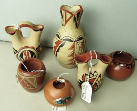 6 Southwest Pottery