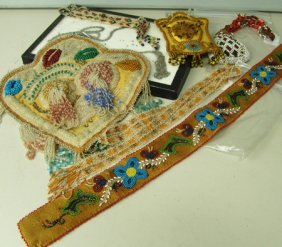7 Beadwork Items