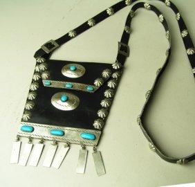 Navajo Bandolier Bag