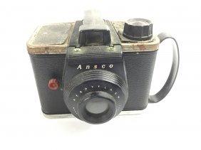 Vintage Argus & Ansco Cameras