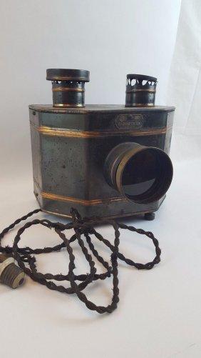 Vintage Radioptican Projector